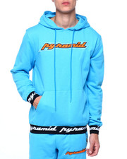 Black Pyramid - 3D RUBBER PATCH HOODIE-2393281