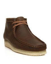 Clarks - Wallabee Leather Boots-2393061