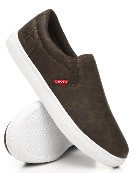 Levi's - Jeffrey 501 Slip-On Sneakers
