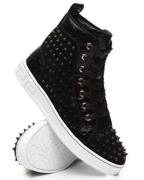 AURELIO GARCIA - High Top Spike Sneakers
