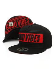 Men - Good Vibes Snapback Hat-2392105
