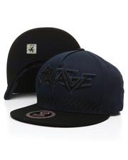 Men - Savage Check Snapback Hat -2392184