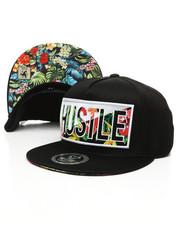 Men - Hustle Floral Snapback Hat -2392118