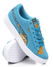Puma - Sesame Street 50 Suede Statement PS Sneakers (10.5-3)-2392953