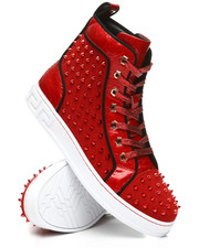 AURELIO GARCIA - All Over Spike Sneakers-2393001