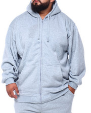 Big & Tall - Poly Fleece Hoodie (B&T)-2393300