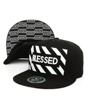 Buyers Picks - Blessed Snapback Hat-2391433