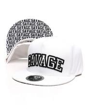 Men - Savage Snapback Hat-2392346