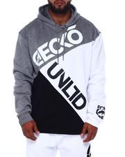 Ecko - Ecko Color Block Hoodie (B&T)-2393556