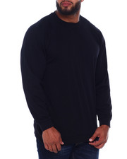 Buyers Picks - L/S Two Tone Raglan Jersey Knit (B&T)-2393355