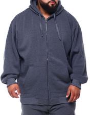 Big & Tall - Poly Fleece Hoodie (B&T)-2393273
