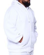 Big & Tall - Poly Fleece Hoodie (B&T)-2393291