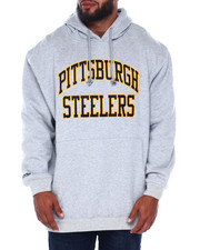 Mitchell & Ness - Steelers Team Hoodie (B&T)-2393748