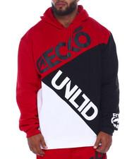 Ecko - Ecko Color Block Hoodie (B&T)-2393596