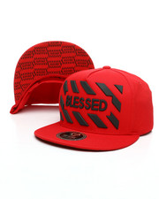 Buyers Picks - Blessed Snapback Hat-2391431
