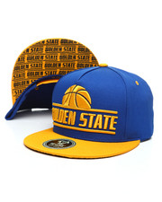 Buyers Picks - Golden State Snapback Hat-2391447