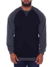 Buyers Picks - L/S Two Tone Raglan Jersey Knit (B&T)-2393324
