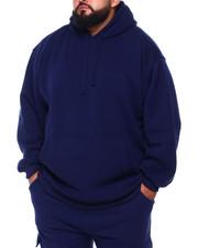 Big & Tall - Poly Fleece Hoodie (B&T)-2393230
