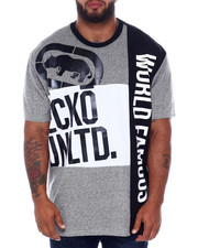 Ecko - Patch Work S/S Tee (B&T)-2393493