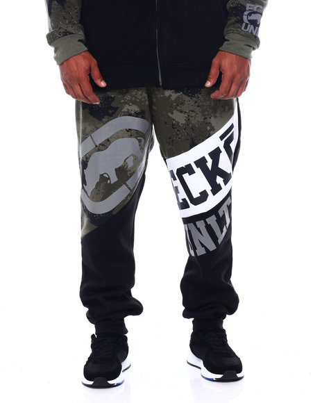 Ecko - Ecko Tri Color Block Jogger (B&T)