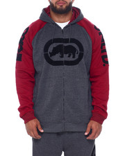 Outerwear - Offensive Line FZ Hoodie (B&T)-2393576