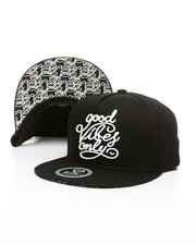 Buyers Picks - Good Vibes Only Snapback Hat-2391445
