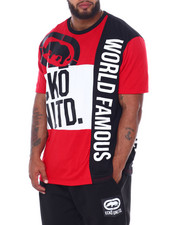 Ecko - Patch Work S/S Tee (B&T)-2393488