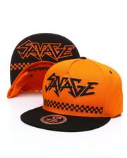 Buyers Picks - Savage Check Snapback Hat -2392280