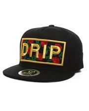 Buyers Picks - Drip Floral Snapback Hat-2391443