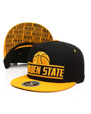 Buyers Picks - Golden State Snapback Hat-2391448