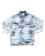 Outerwear - Wild Tiger Denim Jacket (8-20)-2394420