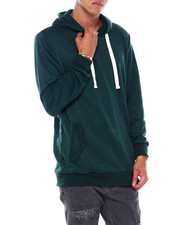 American Stitch - Button Fleece Hoodie-2394668
