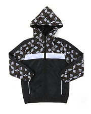 Outerwear - Nylon Windbreaker Jacket (4-7)-2394238