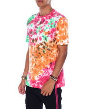 Shirts - Neon Tie Dye Logo Tee-2394088