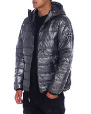 Members Only - QUILTED PACKABLE ZIP JACKET-2394057