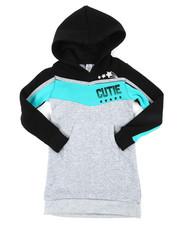 Dresses - Athleisure Sweatshirt Dress (4-6X)-2394302