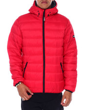 Members Only - QUILTED PACKABLE ZIP JACKET-2394082