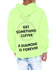 Diamond Supply Co - SHIMMER OG SCRIPT HOODIE-2394001