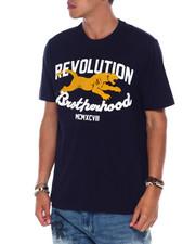 Shirts - Revolution and Brotherhood Tee-2394077