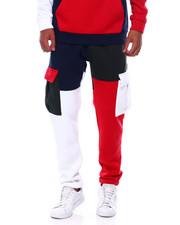 Sweatpants - AMERICANA COLORBLOCK CARGO SWEATPANT-2395134