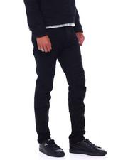 SMOKE RISE - Seamed Moto Slim Fit Jean-2394875