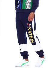 Sweatpants - NATION SWEATPANT-2394730