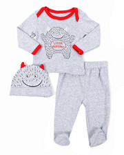 Duck Duck Goose - 3 Piece Knit Set (Infant)-2393759