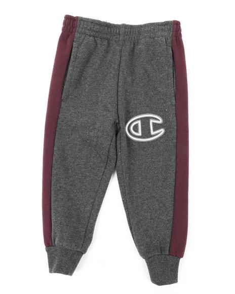 Champion - Color Block CVC Jogger Pants (2T-4T)
