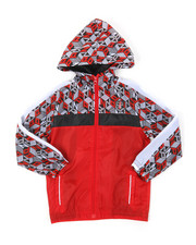 Light Jackets - Nylon Windbreaker Jacket (4-7)-2394208