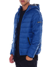Members Only - QUILTED PACKABLE ZIP JACKET-2395150