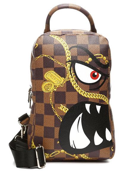 Reason - Face Sling Bag
