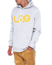 The Camper - Lifted Snow Pullover Hoodie-2394870