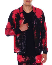 Preme - Red Hawaii Denim Jacket-2394202