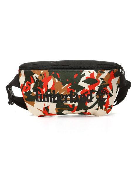 Timberland - Timberland YCC Camo Print Waist Bag